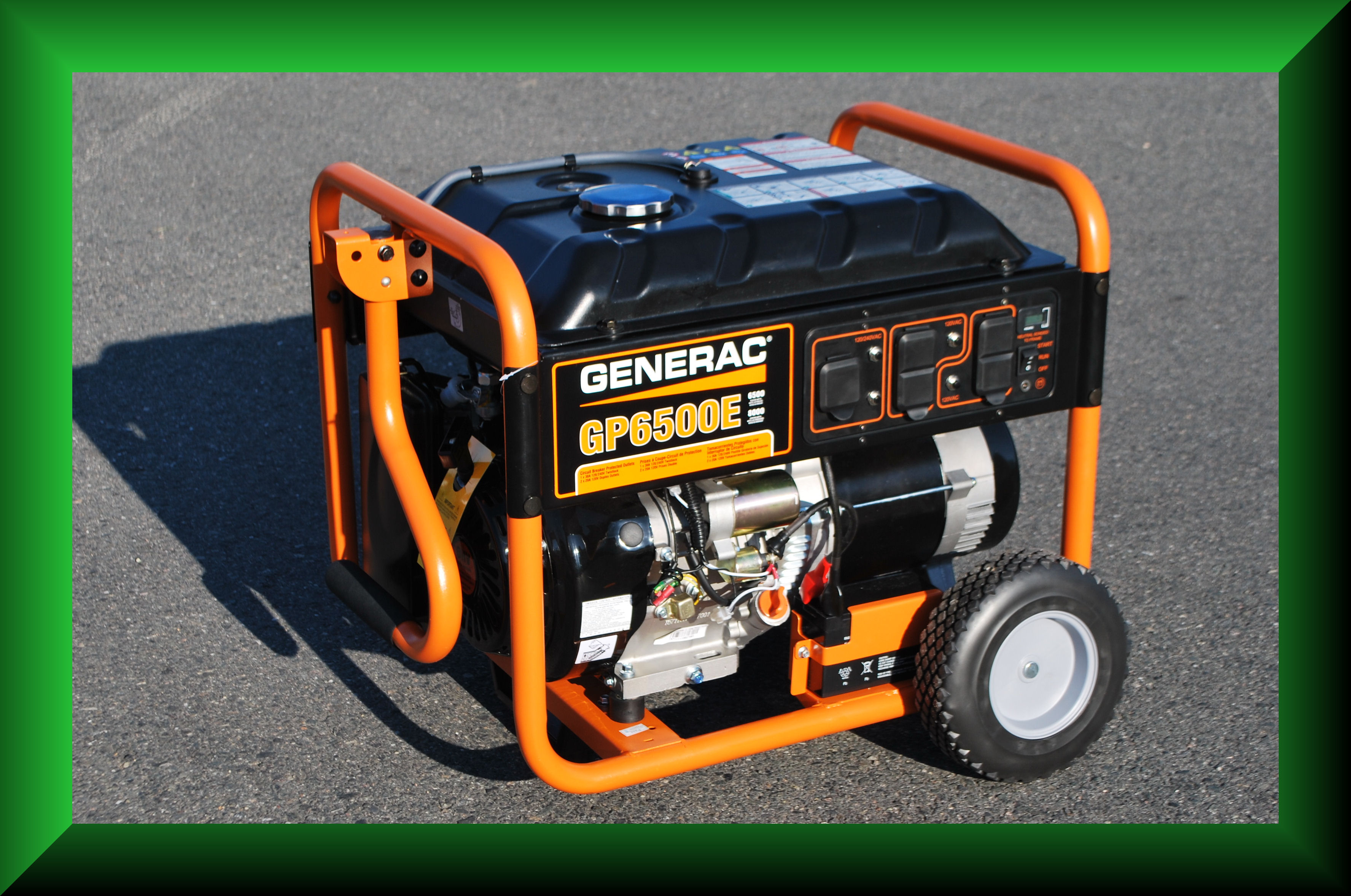 link to Generac Portable Unit images